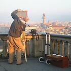 Florence - Piazzale Michelangelo by Stephen Cross Photography