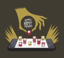 Itty-Bit-T (Army) by ittybittyapps