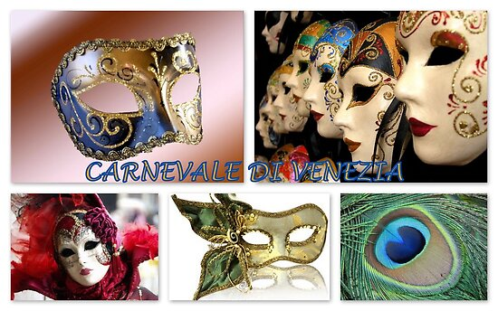 Carnevale di Venezia featured in The World As We See It or as we missed it. by ©The Creative  Minds