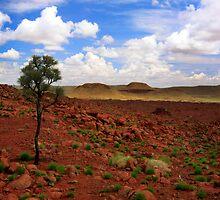 Desert3 by Ken Boxsell