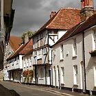 Church Street, Sandwich  by John Gaffen