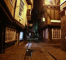 The Shambles, York 1 by Kimberley  x ♥ Davitt