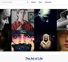 18 January 2011 by The RedBubble Homepage