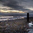Cramond Causeway Edinburgh by TheFotoGraffer