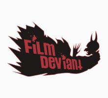 Film Deviant T-Shirt by Craig Medeiros