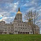 State Capitol Building - Hartford, CT by Stephen Cross Photography