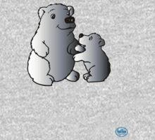 uk bears tshirt by rogers bros by ukoxford