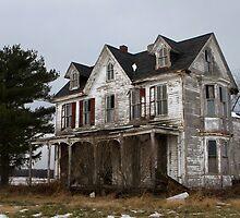Abandoned Dreams by Mark Van Scyoc