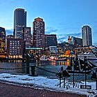 1800 Harbor View - Boston, MA by Stephen Cross Photography