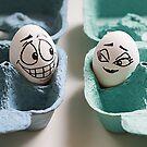 An Eggbert love affair... by Vanessa Dualib