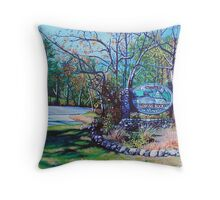 'Welcome to Blowing Rock' Throw Pillow