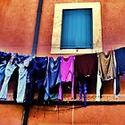 Portuguese Laundry by azurechina