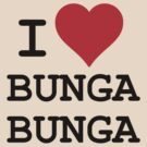 I Love BUNGA BUNGA by Brother Adam