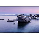 Lake Tahoe II by Kirk  Hille