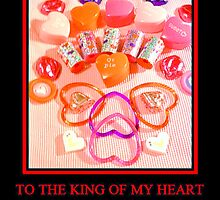 King of My Heart by Charldia
