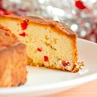 Christmas Fruit Cake by Anaa