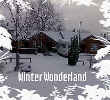 Winter Wonderland by RockSeviyorum
