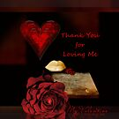 Thank You My Valentine by Carmen Holly