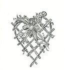heart wreath by dodiesdesigns