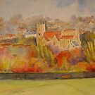 Hythe, Kent - From South road by Beatrice Cloake