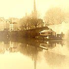 Castle Hill Park, Bristol, U/K by Christine Lake