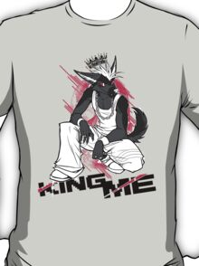 KING ME (white) T-Shirt