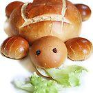 Turtle Bread by Vanessa Dualib