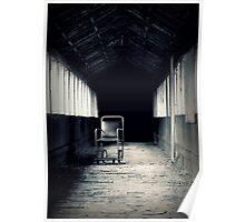 Empty ~ West Park Asylum Poster