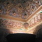 Wall of the Alcazar - Seville by maashu