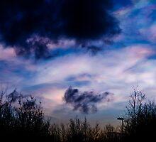 nacreous clouds 6jan 2011 #3 by Stefán Kristinsson
