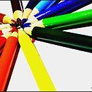 Crayola Sun by dazaria