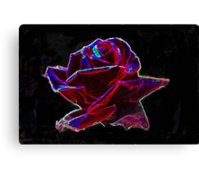 Gothica Rose Canvas Print