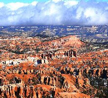 Bryce Canyon series 11 by dandefensor