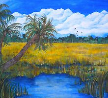 Florida Wetlands by Amber Cross