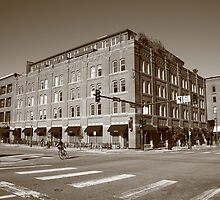 Denver - LoDo District by Frank Romeo