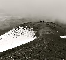 Looking Back on Cotopaxi by Valerie Rosen