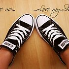 Love me...Love my shoes by MustLoveRats
