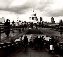 fosters bridge  by Miriam  Wallace