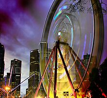 Melbourne, Victoria. by Petehamilton