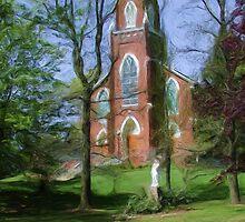 Historic St, Joseph's Catholic Church by Eric Anderson