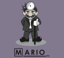 Mario M.D. by Ryan Pedersen