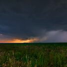 Looking at the Distant Hail Core by MattGranz