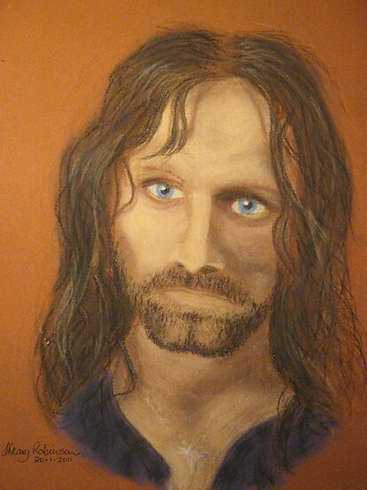 Aragorn by Hilary Robinson