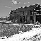 Wooden Barn 1 by RobertSander