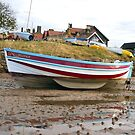 """Mizpah"" Coble, Alnmouth by Woodie"