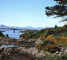 Skye Bridge by Franco De Luca Calce