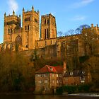 A grand old lady-Durham-England-uk by Graeme Simpson