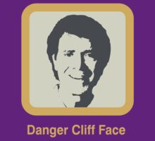 Danger - Cliff Face by Simon Williams