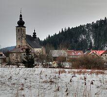 Ancient church by zumi