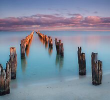 Bellarine Sunrise by Tim Freeman